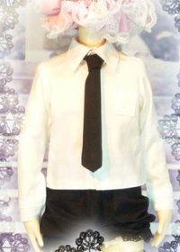 SD男の子用 Yシャツの型紙
