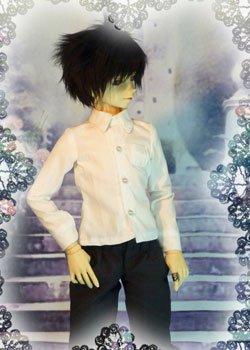 画像1: SD13男の子用 Yシャツの型紙