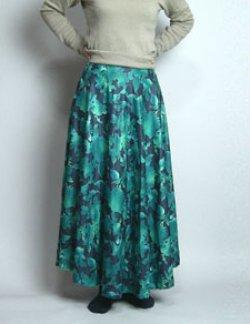 画像1: 半円スカートの型紙 レディース