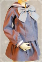 他の写真1: SD女の子用セーラーブラウスの型紙