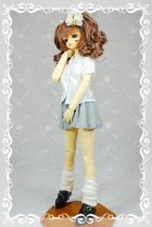 他の写真1: SD女の子用 プリーツスカートの型紙