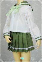 他の写真1: SD13女の子用 セーラーカラーブラウスの型紙