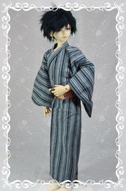 画像1: SD13男の子用単衣着物の型紙