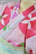他の写真2: MSD女の子用 単衣着物(浴衣など裏地のないタイプ)の型紙