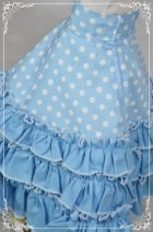 他の写真2: MSD女の子用 3段フリルハイウエストスカートの型紙