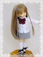 他の写真3: 幼SD女の子用プリーツスカートの型紙