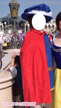 白雪姫の王子 投稿者:あみんこ様