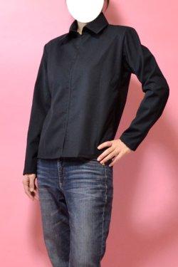 画像1: シャツカラーつきジャケットの型紙 レディース