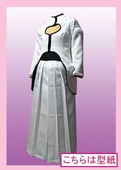 画像1: 【無料】ワンダーワイス(破面)風ジャケット型紙婦人用