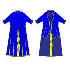 他の写真1: 【無料】戦国BASARA2伊達政宗衣装2風コート型紙