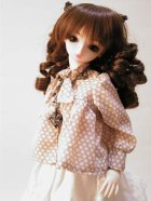 他の写真2: SD女の子用ボーカラーフリルブラウスの型紙