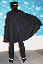 他の写真1: マント(外套)の型紙