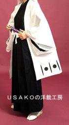 他の写真3: 侍、武将コスプレに 袴もどきの型紙 レディース