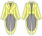 他の写真1: 女性用燕尾服の型紙 レディース