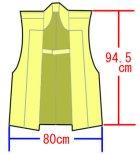 他の写真3: 陣羽織もどきメンズサイズ型紙