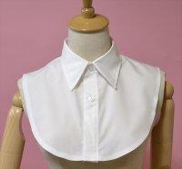 【無料】シャツ風つけえりの型紙