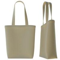 【無料】A4サイズが入るトートバッグ(厚み8cm)の型紙