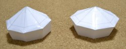 画像2: 【無料】コスプレ用頭襟(ときん)の型紙