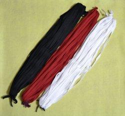 画像1: 鎧・甲冑用の威し紐(平たいひも) 5m巻き・28m巻き