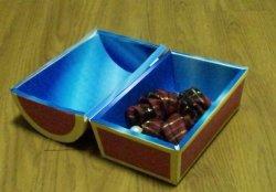 画像2: 【無料】宝箱のペーパークラフト