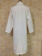 他の写真1: 白衣も作れるテーラードカラーのボックスコートの型紙【委託商品】 レディース