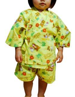 画像2: 【無料】子供用甚平型紙 70・90サイズ
