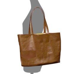画像1: 【無料】バケットタイプ・ハンドバッグの型紙