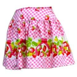 画像1: 【無料】ヨーク切り替えのスカートの型紙