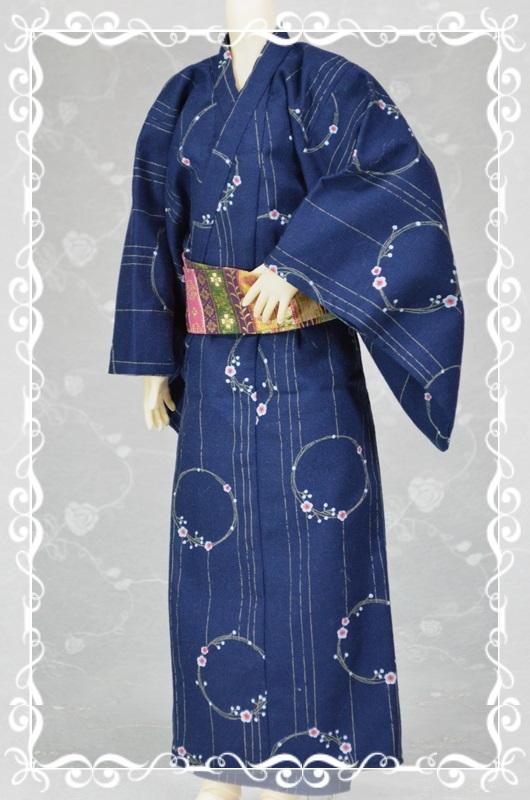 アイテムポストで買える「単衣着物の型紙」の画像です。価格は650円になります。