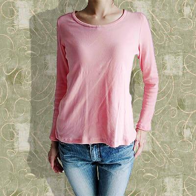 クルー(丸えり)ネックセーター・Tシャツの作り方