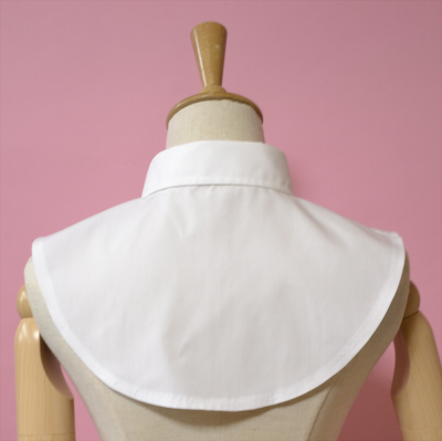 付け衿の型紙
