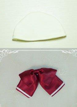 画像1: SD,SD13,SD16,DD,DDS用リボンとヘッドキャップのセット型紙
