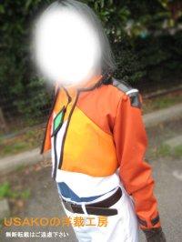 機動戦士ガンダムOO/ソレスタルビーイングの制服 投稿者:Mio様