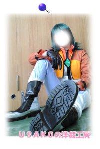 機動戦士ガンダム00/ソレスタルビーイングの制服 投稿者:結良様