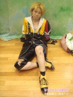 画像1: FINAL FANTASY X/ティーダ 投稿者:蔵稲アイネ様