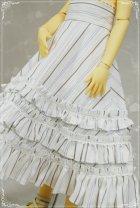 他の写真3: 3段フリルハイウエストスカートの型紙 少女用