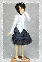 他の写真1: SD13女の子用3段ティアードスカートの型紙