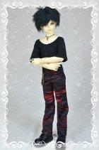 他の写真1: SD13男の子用ラウンドネックTシャツの型紙