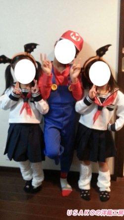 画像1: 子供服 プリーツスカート 投稿者:オムライス様
