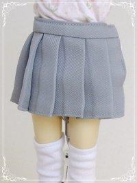 幼SD女の子用プリーツスカートの型紙