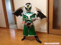 画像1: 仮面ライダーウィザード 投稿者:たじ様