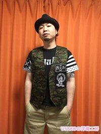 カモフラベスト 投稿者:Fly or Die.clothing.079様