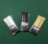 【合皮】金・銀色・黒色バイアステープ