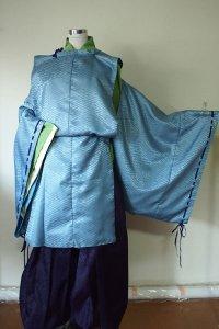 狩衣・袴もどき 投稿者:TOBERU様