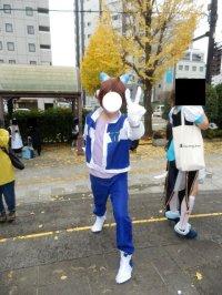 タイムボカン24/トキオ(コスモガレージ24隊員姿) 投稿者:Y様