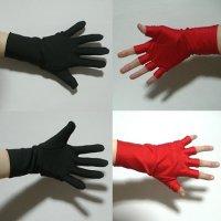 【無料】伸縮生地で作る手袋の型紙