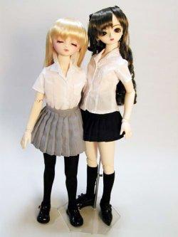 画像2: SD女の子用開襟シャツの型紙