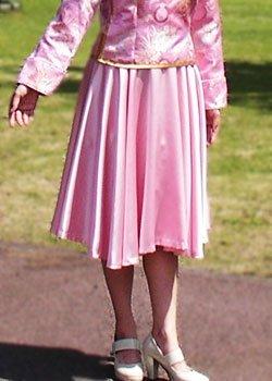 画像1: 全円スカートの型紙 レディース