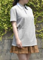 他の写真1: ポロシャツの型紙 レディース