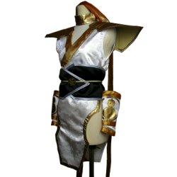 画像1: 【無料】ノースリーブの着物えり風のブラウスの型紙「お試し」